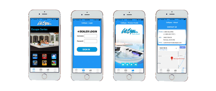 Download Cal Spas App Collection
