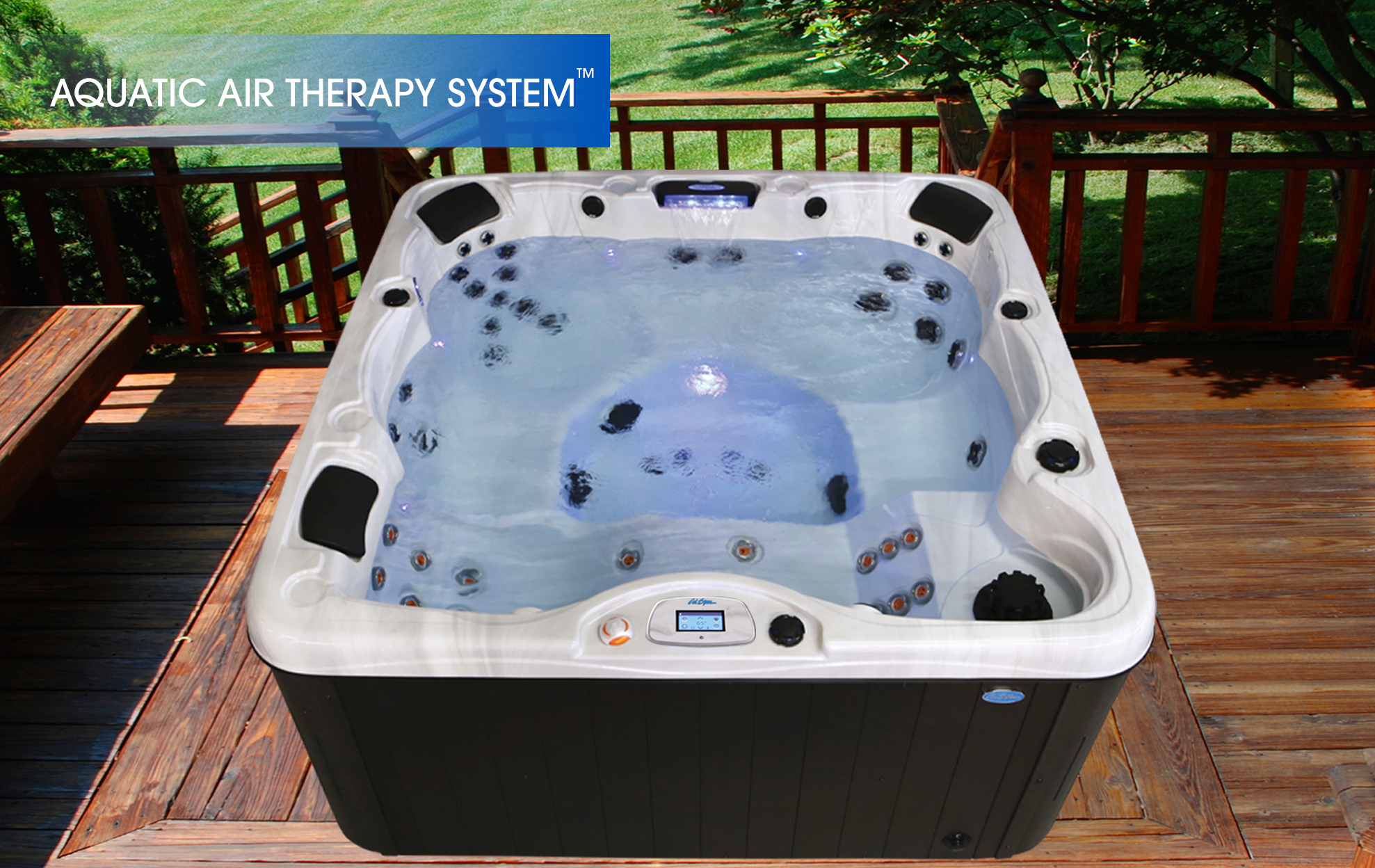 Cal Spas Aquatic Air Therapy