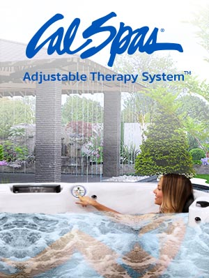Cal Spas Adjustable Therapy System
