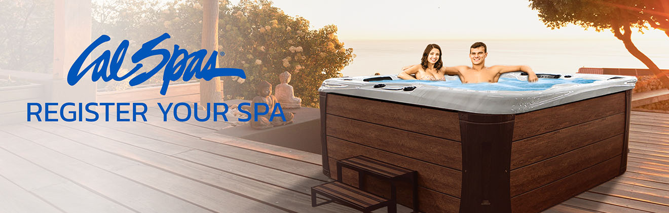 Register Your Spa